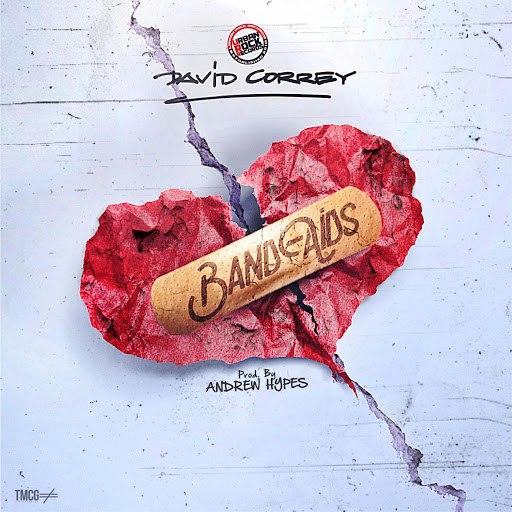 David Correy альбом Bandaids