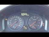Активация сервисного меню в Volvo S40V50C30