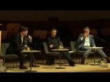 Kulturpalast Dresden - STREITBAR mit Uwe Tellkamp und Durs Grünbein (Ab 1.15min Ton - (