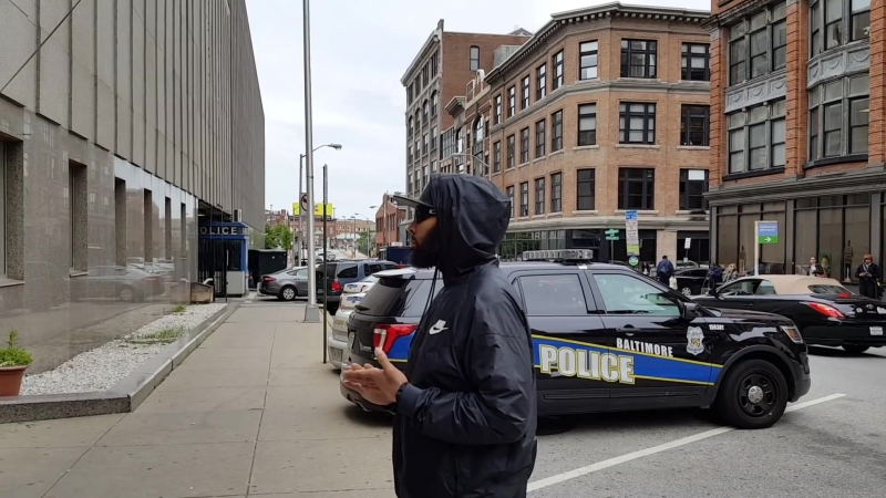 Joe Citizen Banned from Central District Police TrapHouse