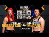 UFC FN 130 Gillian Robertson vs Molly McCann