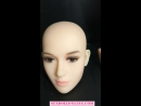 Silicone sex doll most life like silicone sex doll head video from