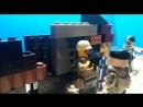 LEGO Война. LEGO War. 1 серия Разведка