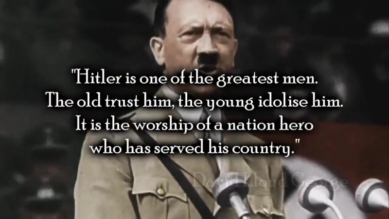 Adolf Hitler - See the Glory