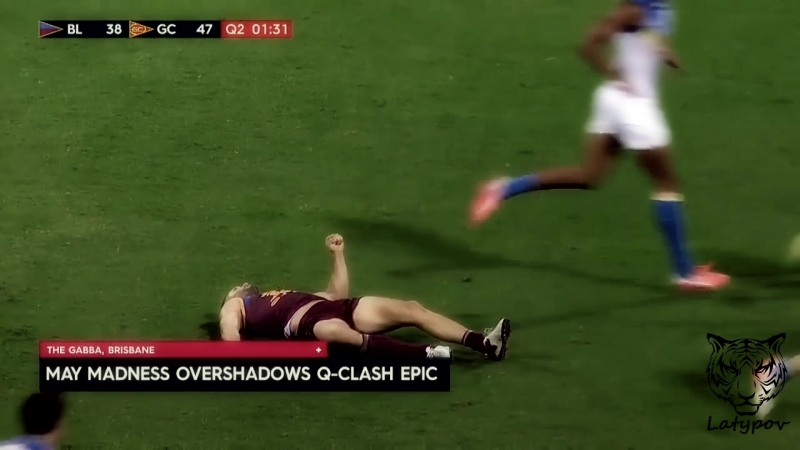 Австралийский футбол Latypov