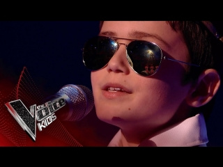 Riley - Non Je Ne Regrette Rien (The Voice Kids UK 2018)