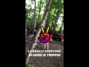Instagram Story Mitchel Cave 15/06/18