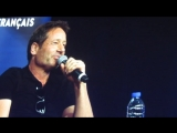 2018-07-07 - Montreal Comiccon - X-Files Panel (6)_David talking about House of D review in a Montreal newspaper making the BFD