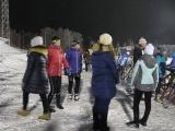 Ночная лыжная гонка - 1