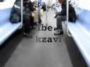 Rato acorda homem no metrô de Nova York