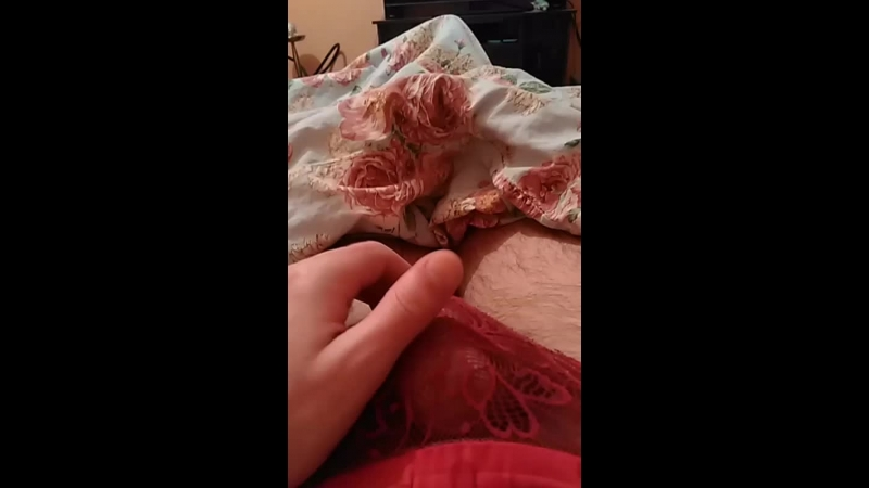 секс , дрочу, женские трусики