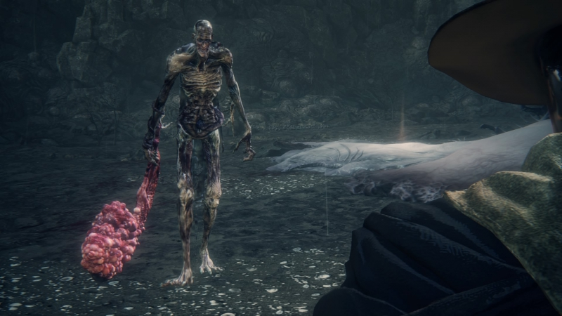 Bloodborne™ - Сирота Коса убийство рипостами и бэкстебами, мой кил