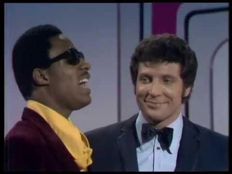 Tom Jones Stevie Wonder Medley This is Tom Jones TV Show 1969