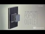 Legrand|Отличная идея встриваемой  POP-OUT розетки