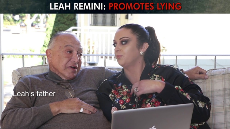 Scientology and the Aftermath: Leah Remini's Father Explains How She Promotes Lying