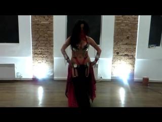 Diana Bastet Metal Belly Dance. Gojira Love (a part)