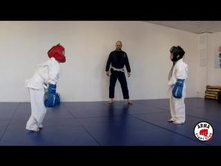 Руслан vs Ярослав | ARMA Fight Club (Мурманск)