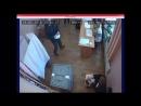 Выдают талоны, за то что проголосовали
