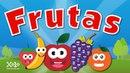 Frutas en español para niños - Videos Aprende