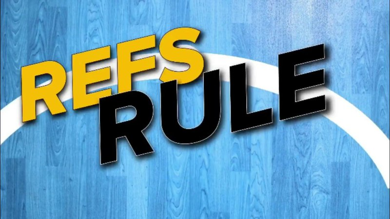 REFS RULE OK 6 NO SLIDING ALLOWED ON SOCIAL LEAGUES