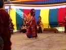 Sacred Lama Dancing,Tashi Jong Khampagar Monastery- Spring,1994