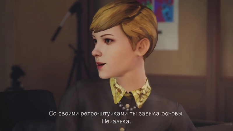 OfficialZelel Life Is Strange прохождение на русском Жизнь странная штука Часть 1
