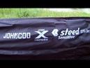 Johncoo Steed S704 Неожиданно классный тревел спиннинг за 30 $ Еще и воблеры в подарок