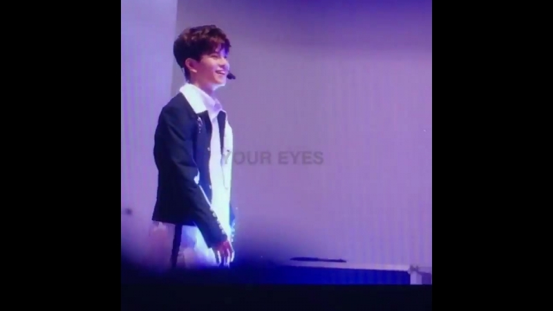 [фанкам] 180523 Выступление Stray Kids с YAYAYA (фокус на Сынмина) @ 37th Woonhyun Music Festival