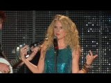 Taylor Swift - Picture To Burn (Live at CMA Music Fest Country's Night to Rock 2008)