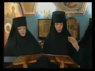 Хор монахинь Свято Введенского Толгского монастыря 'Научи меня, Господи, славить Тебя'