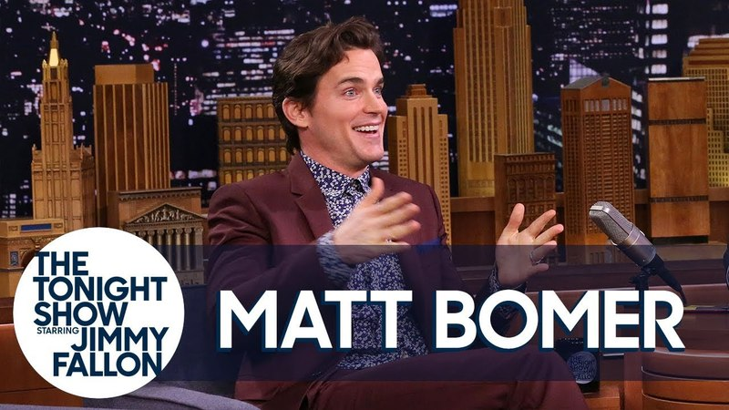 Matt Bomer's Rookie Broadway Mistake Left Him Naked Onstage