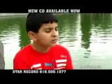 песня армянская а музыка азербайджанская( поет мальчик)