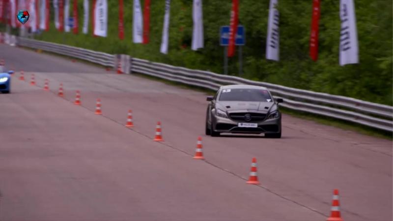 610 HP Lamborghini Huracan LP610-4 VS 1200 HP Mercedes-Benz CLS63 AMG_00.mp4