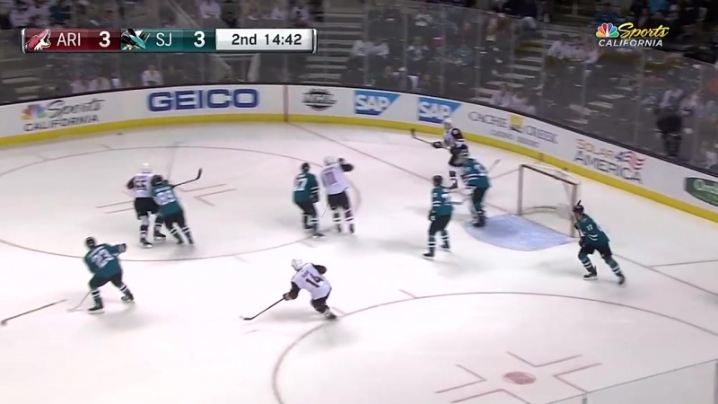 Arizona Coyotes vs San Jose Sharks Jan 13 2018 Game Highlights NHL 2017 18 Обзор