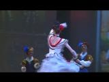 Испанская кукла. Фея кукол - балет на музыку Й.Байера, Вагановское училище VK #урокиХореографии