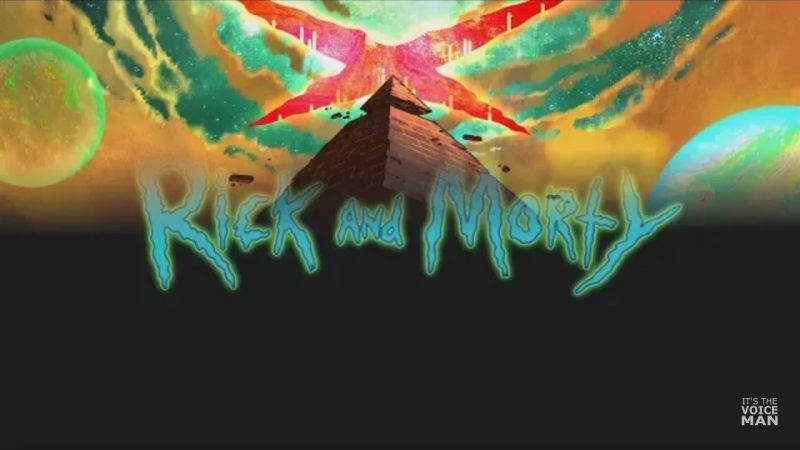 Rick and Morty ↔ Gravity Falls Weirdmageddon ▶ Обмен Заставками