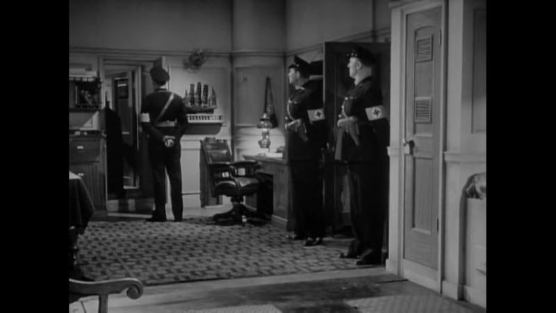 Охота на человека / Man Hunt / 1941. Режиссер: Фриц Ланг.