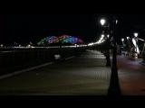 Разноцветный стадион Фишт | Олимпийский  парк, Сочи