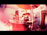 Dubstep Skrillex La Roux - In For The Kill (Morris Drum Cover)