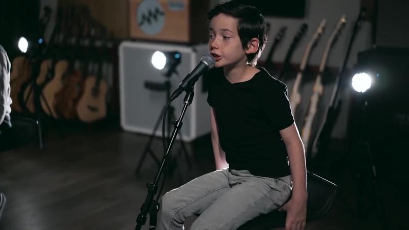 Акустический кавер песни Selena Gomez Marshmello Wolves Interval 941 acoustic cover