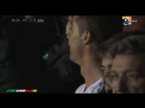 Cristiano Ronaldo Gets Angry with a Cameraman After Substitution ⚽ Levante Vs Re.mp4