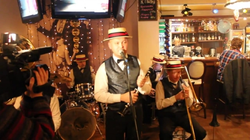 St. Louis Blues - Moscow Trad Jazz Band in Egorievsk