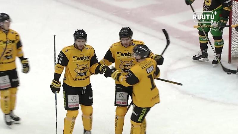 Ilves - SaiPa 2:3 (Обзор матча) Финский Хоккей╞╬═╡Suomen Jääkiekko