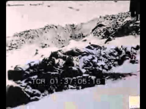 Sarıkamış Kar Altında (RUSLAR TARAFINDAN ÇEKİLEN VİDEO)