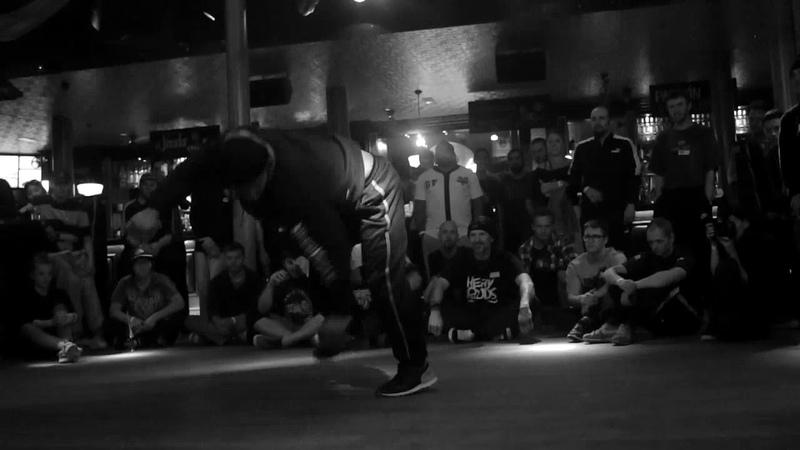 Infante (Soul Mavericks) vs Rawgina (Leeds The Way) - Top 16 Boom Bap And Breaks 2018