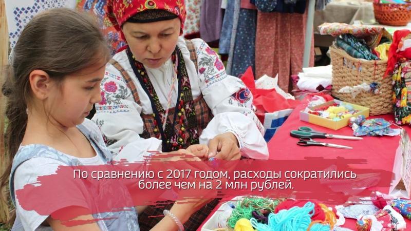 В Вологде назвали бюджет масштабных летних праздников