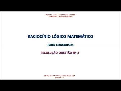 Aula 2 Proposição Raciocínio Lógico Matemática