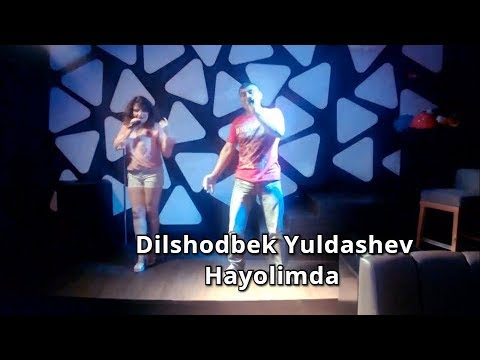 Dilshod Yuldashev-Hayolimda Дилшод Юлдашев-Хаёлимда