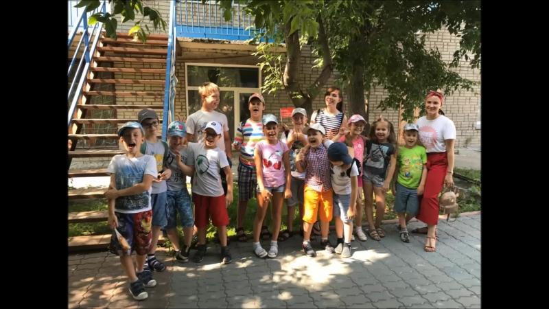 Второй сезон детской городской языковой площадки в Новосибисрке