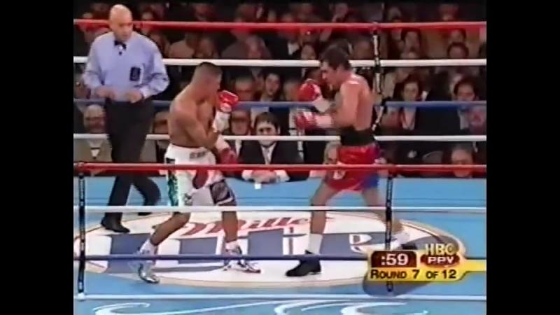 Oscar De La Hoya vs. Fernando Vargas (Highlights)